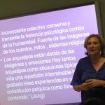 Entrevista con Laura Juarros sobre arquetipos femeninos.